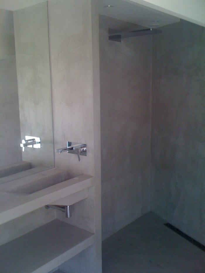 aménagement d'un penthouse à Marseille : la salle d'eau