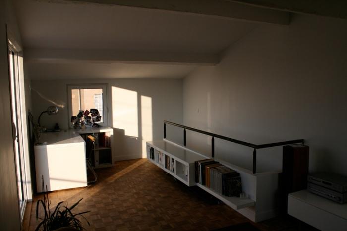 surélévation d'une maison à Marseille