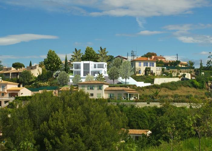 Villa LA JOLLA : INSERTION