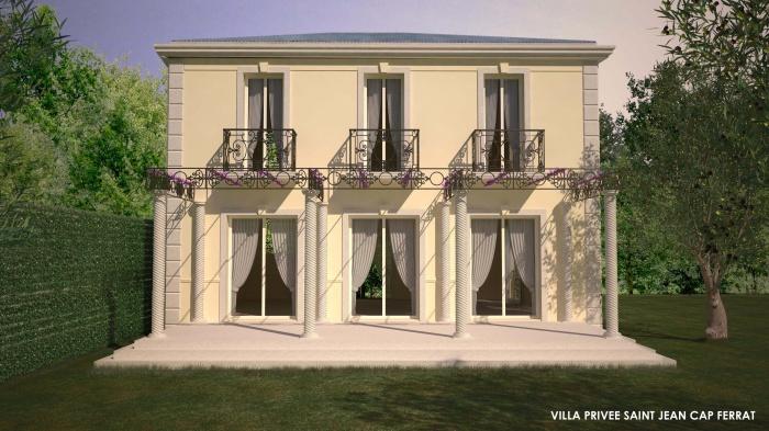 Rénovation maisons individuelles et création d'un Pool House