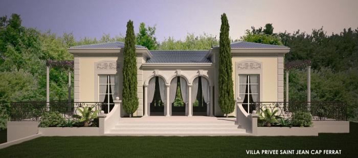 Rénovation maisons individuelles et création d'un Pool House : chab 2