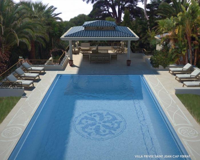 Rénovation maisons individuelles et création d'un Pool House : Chabanne - Poolhouse 01 copie