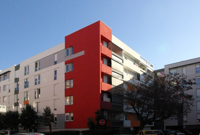 Réhabilitation Résidence Place Montserrat : IMGP7474b