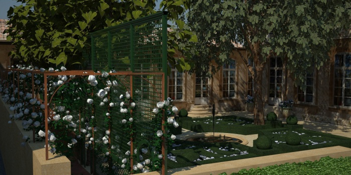 Hotel de caumont aix en provence une r alisation de - Hotel de caumont aix en provence ...