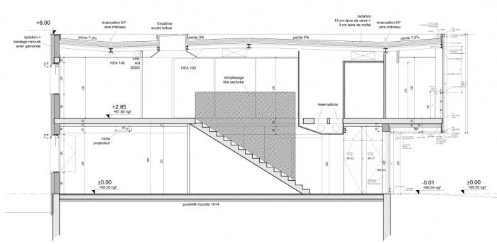 Bureaux à Salon de Provence (13) - Tranche 1 - 2014 : 04-CP