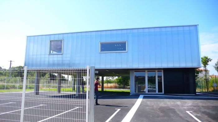 Bureaux à Salon de Provence (13) - Tranche 1 - 2014 : 02.JPG