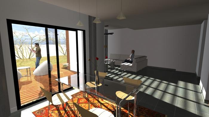 Un projet réalisé par YDé ligne architecture