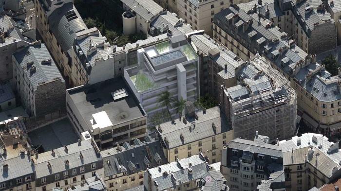 Hotel Montmartre : PHOTOMONTAGE