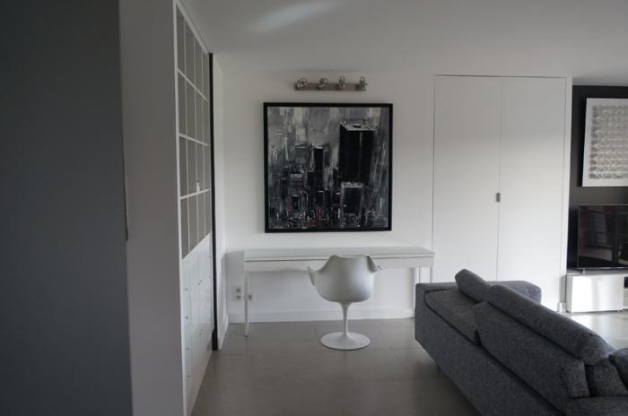 Association de deux appartement en un seul. Rénovation complète : 03.JPG