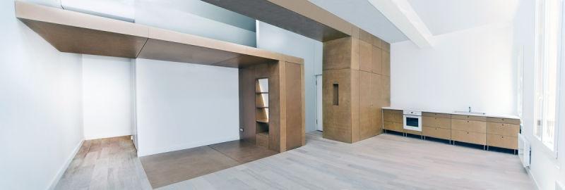 Réhabilitation d'un appartement dans le centre historique d'Aix en Provence