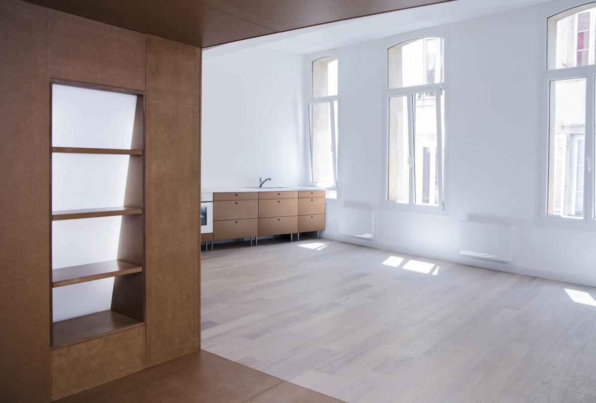 Réhabilitation d'un appartement dans le centre historique d'Aix en Provence : DSC_0524 light