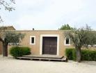 Maison contemporaine en Provence